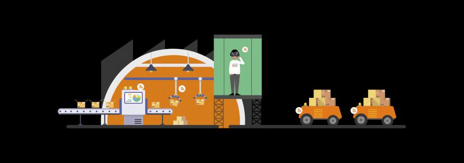 5G: troeven voor de industrie