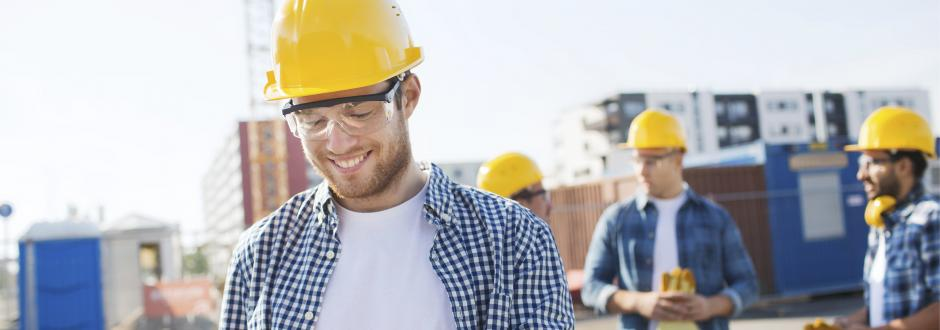Construction site digitalisation