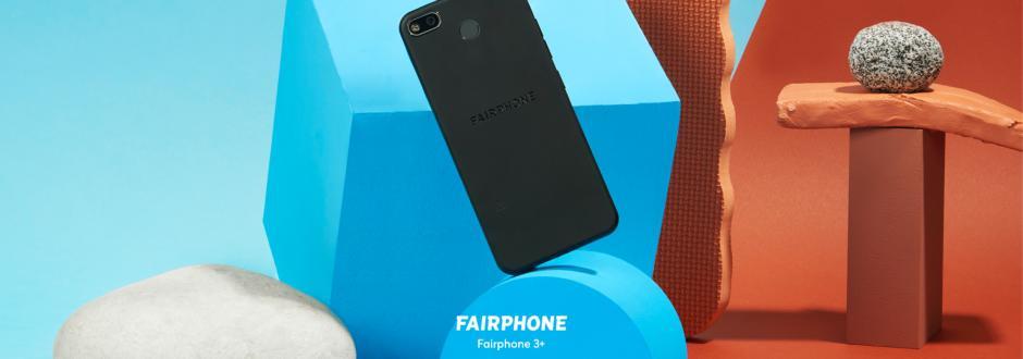 Fairphone 3+, duurzame kracht