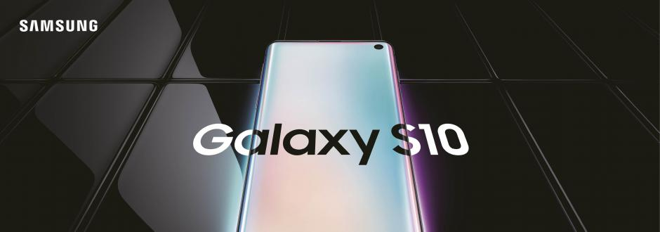 The new Samsung Galaxy S10