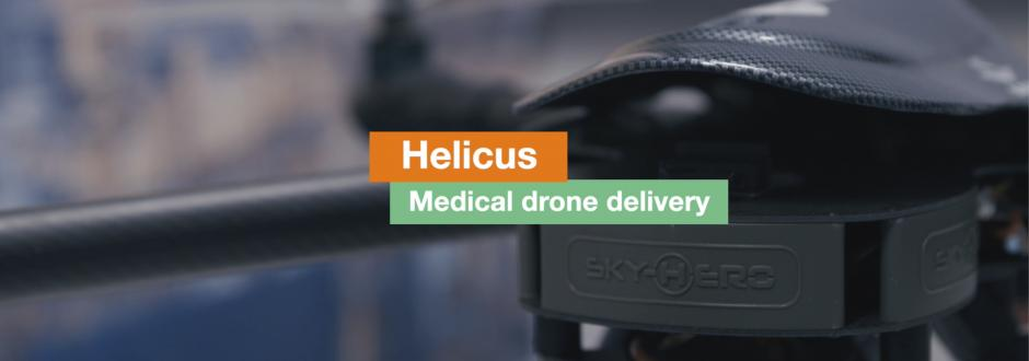 Orange supports Helicus with 5G