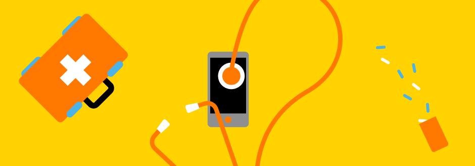 Verzorg uw smartphonevloot