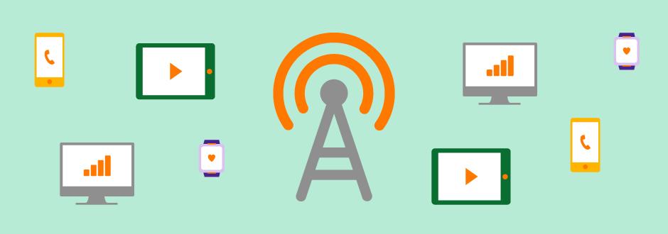 Mobiele data voor thuiswerken