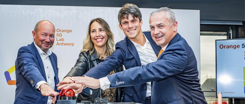 Orange boost innovatie met 5G