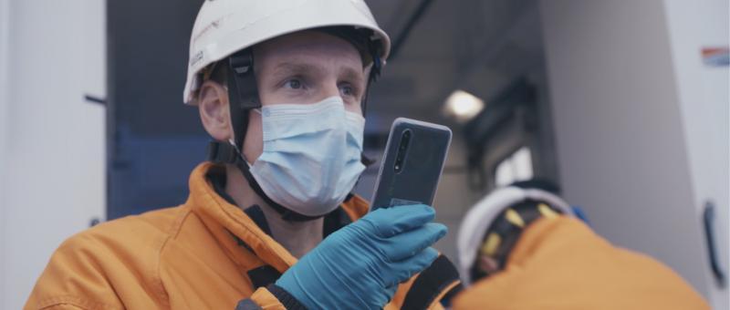 BASF expérimente la 5G