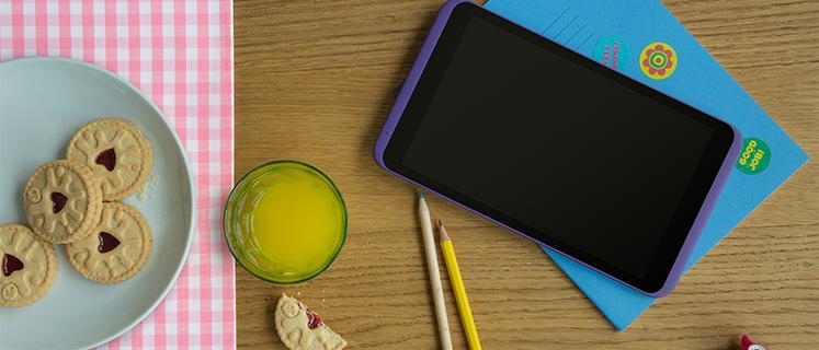 business insurance tablet