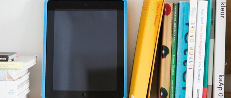 einde e-reader?