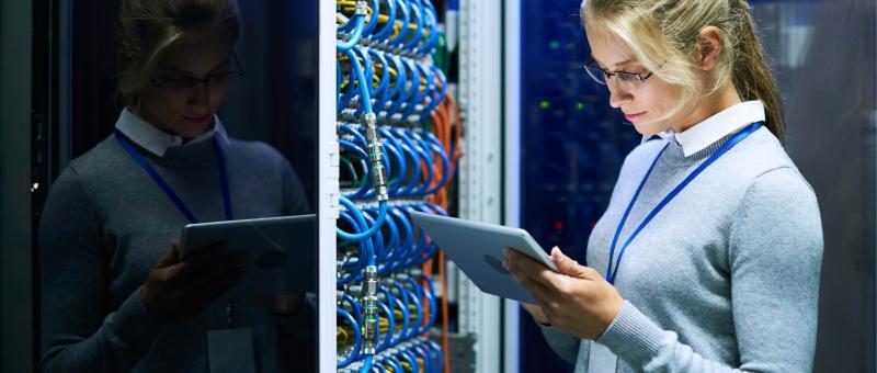Orange biedt u een dienst waarmee u alle gegevensstromen in uw IP VPN-netwerk kan analyseren