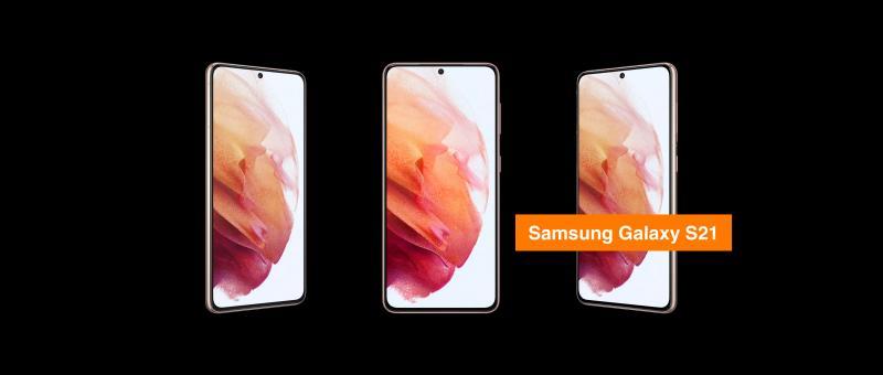 Samsung Galaxy S21-reeks