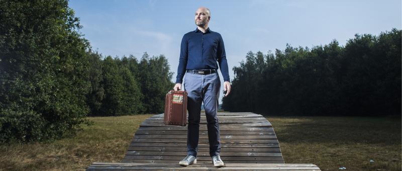 Sam Versele, Ambassador Relations & Recovery Projects, Toerisme Vlaanderen
